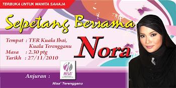 POMEPURE Sepetang Bersama Nora