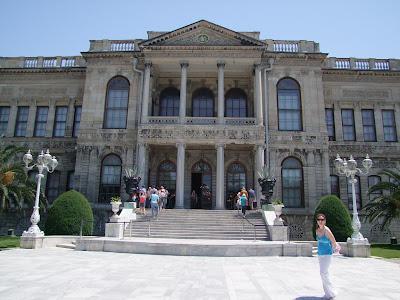 Palatul Dolmabahce Istanbul resedinta ultimilor sultani 19.Dolmabahce+1