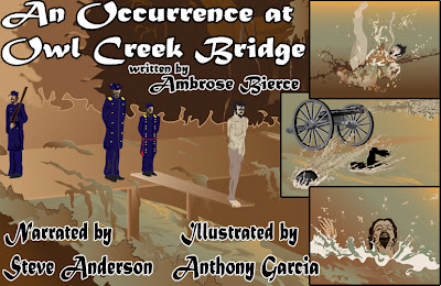 an occurrence at owl creek bridge thesis In this essay i want you to be analyzing the short story  an occurrence at owl greek bridge by ambrose bierce i am sending the story in pdf on files.