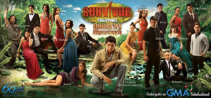 Survivor: Philippines - Opening - YouTube