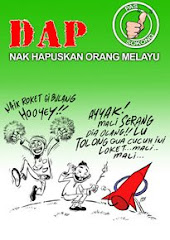 DAP nak hapuskan orang Melayu