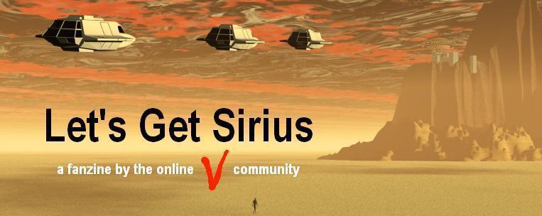 V: Lets Get Sirius 2003