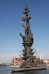 La statue de Pierre le Grand