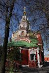 L'église Saint-Jean-le-Guerrier