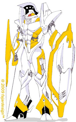 The Titan by Original Fajar Design