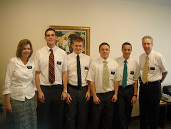 CCM Missionaries