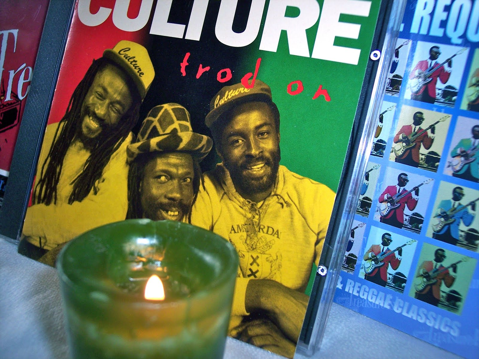 from Maison gay reggae fans