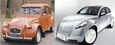 Nuevo Citroen 2CV