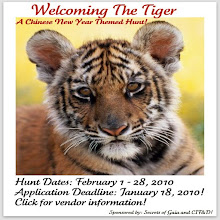 Welcoming the Tiger Application Poster