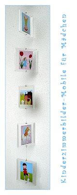 Kinderzimmerbilder, Taufgeschenk, Geschenk zur Taufe, zur Geburt, Geschenkiedeen für Kinder