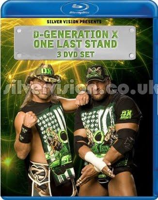 degeneration x triple h. Triple H D-Generation X Triple