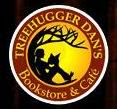 Treehugger Dan's Bookstore logo