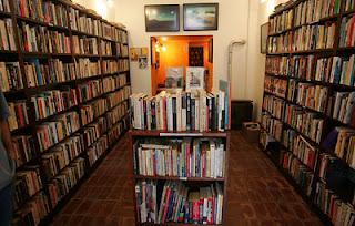Treehugger Dan's Bookstore