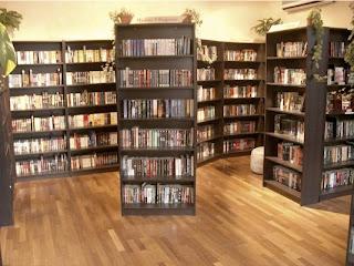 The Munich Readery bookstore