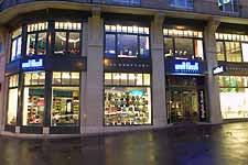 Orel Füssli the Bookshop Zürich