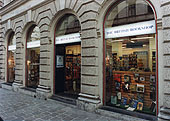The British Bookshop Vienna