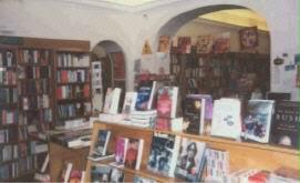 The Lion Bookshop Rome