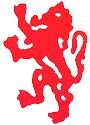 The Lion Bookshop Rome logo