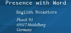 presence with word heidelberg logo