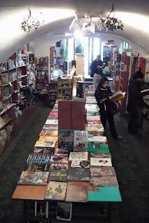 anagram bookstore praha