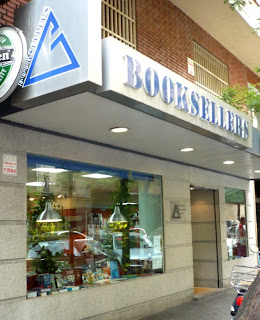 Booksellers Bookshop Madrid