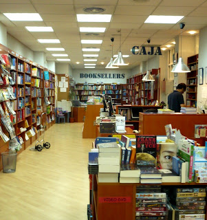 Booksellers Madrid