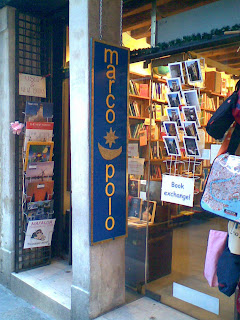 libreria marco polo venezia