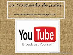 latrastiendadeinaki en Youtube