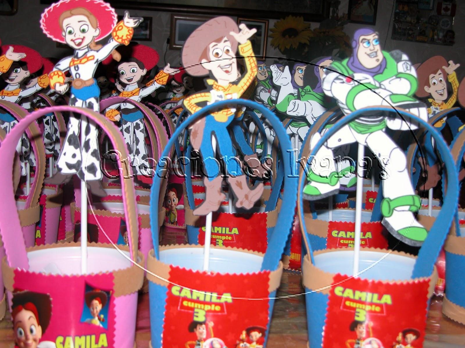 Dulceros De Toy Story