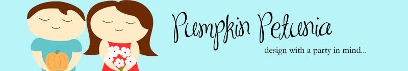Pumpkin Petunia