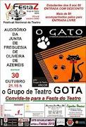 Grupo de Teatro Amador (GTA) da Arcor em Oliveira de Azeméis