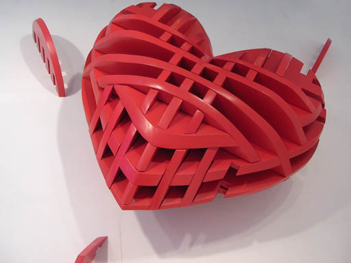 Heart: Dimensions Variable, 2005