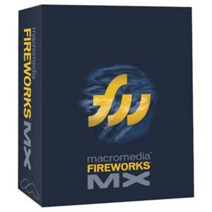 07 Macromédia Fireworks MX Full BR + Crack