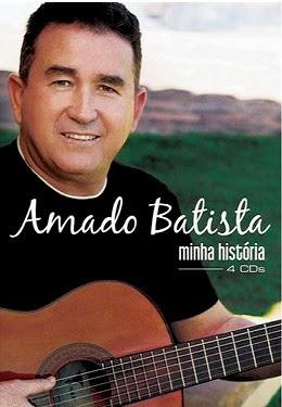 01 Coletanea Amado Batista   Minha Historia 4 CDs Baixar Grátis