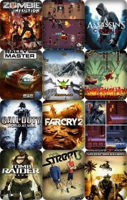 Download 30 Novos Java Mobile Games baixar