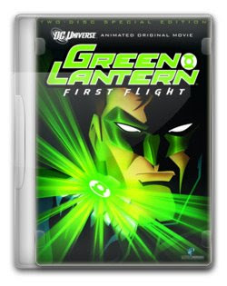 Green Lantern: First Flight   O lanterna verde Legendado