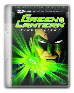 Green Lantern: First Flight   O lanterna verde Legendado