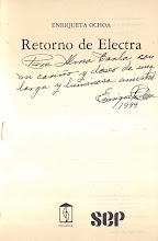 El libro dedicado