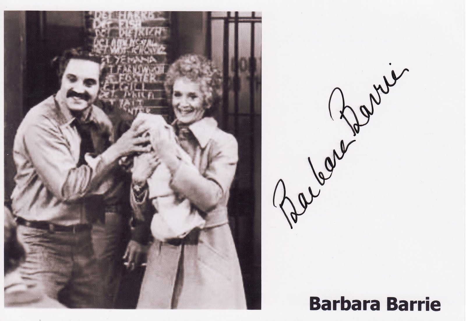 barbara barrie films