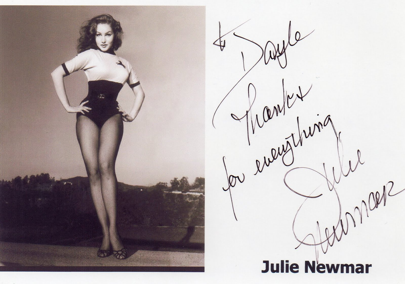 Julie Newmar - Picture Gallery