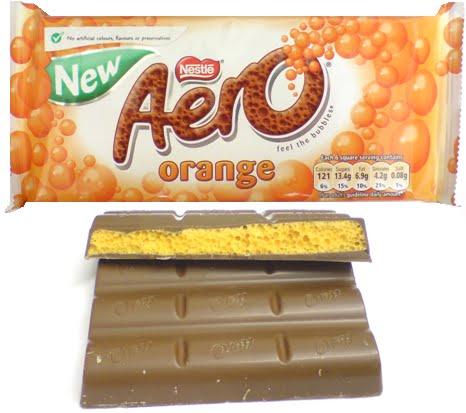 aero orange