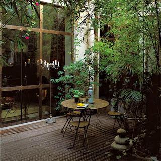Art vel ideas de jardines y terrazas for Ideas para jardines en terrazas
