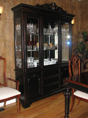 Donu0027t Throw Out That Old Oak China Cabinet