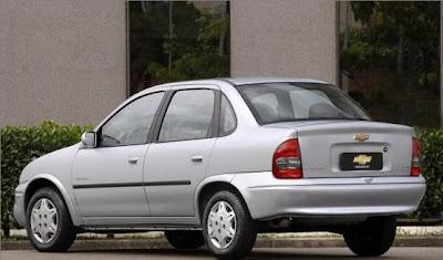 Chevrolet Corsa Classic II 2009