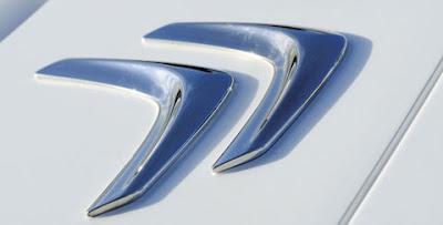 Nuevo logo de Citroen