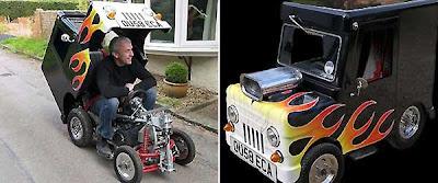 El auto más pequeño del mundo