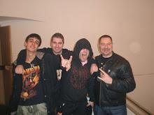 с Piotr Wiwczarek от Vader