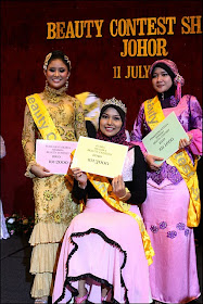 Contest Realiti - Beauty Contest Shadira