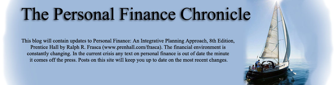 The Personal Finance Chronicle
