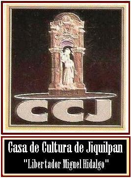 LOGO DE LA CASA CULTURAL DE JIQUILPAN, MICHOACÁN